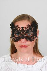 Lace Mask - Baroque 2