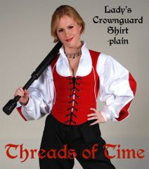 Crownguard Tunic - Ladies - ALL STYLES