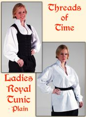 Royal Tunic - Ladies - ALL STYLES