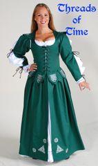 Celtic Merchant Overskirt