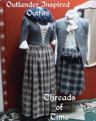 Outlander Inspired Outfits