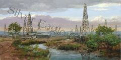 Oil Patch by Andy Thomas
