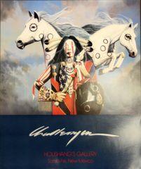 Hooves of Thunder by J.D. Challanger