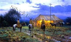 Cowboy Revival by Martin Grelle