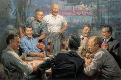 Grand Old Gang by Andy Thomas
