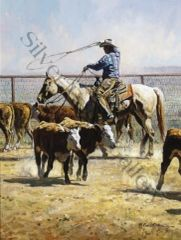 In the Texas Dust by Martin Grelle