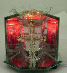 Gold Cross Oil Burner