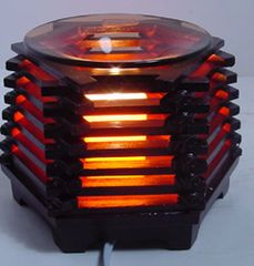 Wood Electric Oil Burner