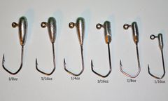 Regular Tube Jig 5/16oz 5ct