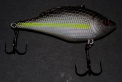 Reel Deal Rattle Trap 1/2oz - Sexy Shad