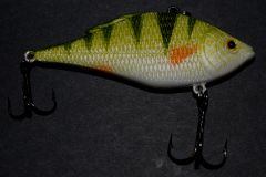 Reel Deal Rattle Trap 1/2oz - Perch