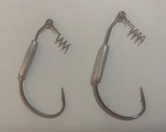 Swimbait Weighted Hook 1/4oz - 2/0 5ct
