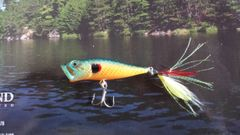 Full Throttle Popper Pumpkinseed