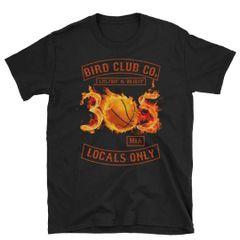 Miami 305 Heat Locals only shirt