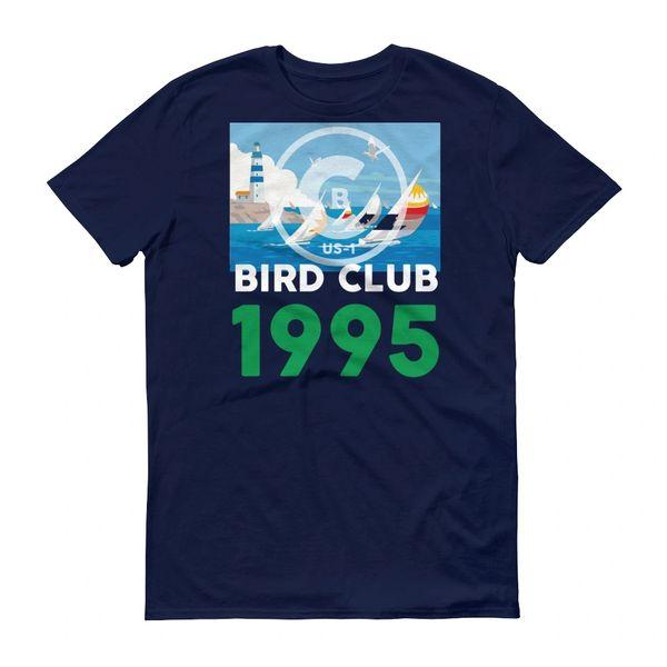 Summer Sailing 1995 Bird Club navy/green