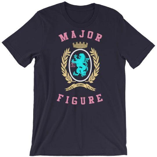 Major Figure Hilfiger navy shirt