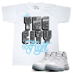 c9736bc5dd40a9 COLUMBIA 11 S CITY OF FLIGHT T-SHIRT TO MATCH