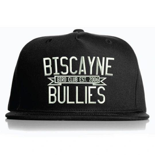 BISCAYNE BULLIES SNAP BACK