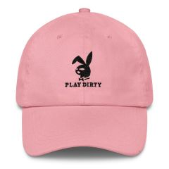 Play Dirty Pink Ski Mask Streetwear Dad Hat