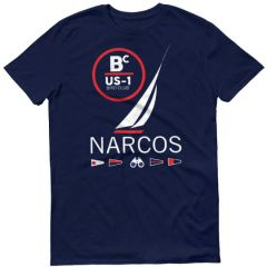 NARCOS NAUTICAL SHIRT