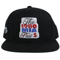 80's Miami Street League Snapback black