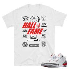Katrina 3 Hall of Fame shirt