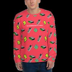 Working Man Long Sleeve sweatshirt