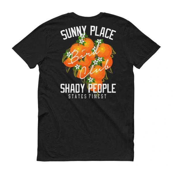 Sunny Place Shady People