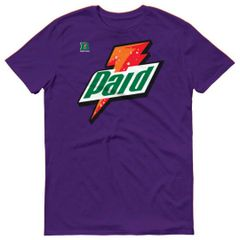 RETRO 1 GATORADE GRAPE SHIRT