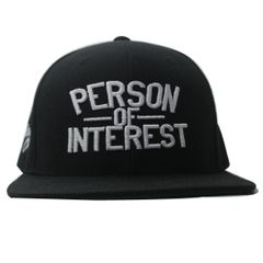 "Bird Club ""Person of Interest"" snapback"