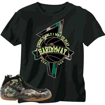 NIKE FOAMPOSITE ARMY T-shirt