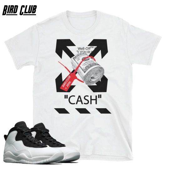 "Off White Retro 10 ""Im Back"" shirt"