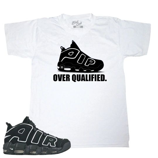 """Air Pippen """"PIP Overqualified"""" shirt"""