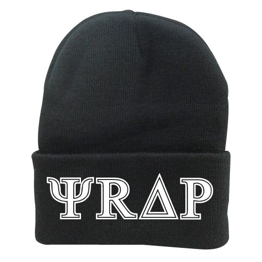 TRAP HOUSE FRATERNITY BEENIE
