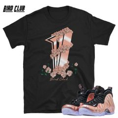 Elemental Rose Foams shirt