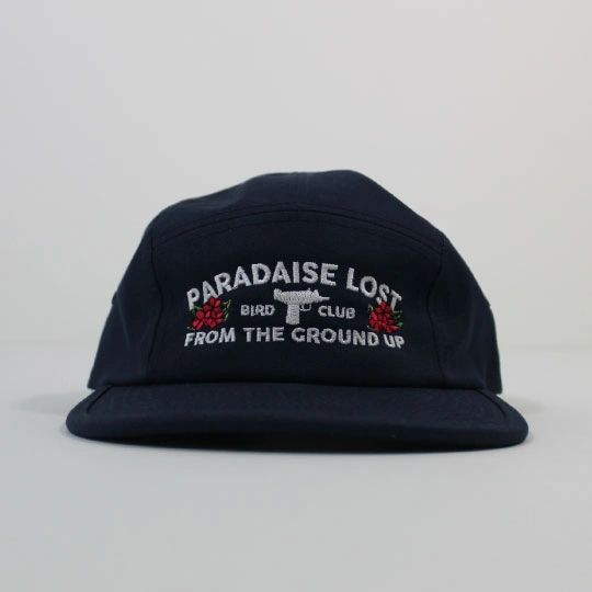 PARADISE LOST 5 PANEL NAVY HAT