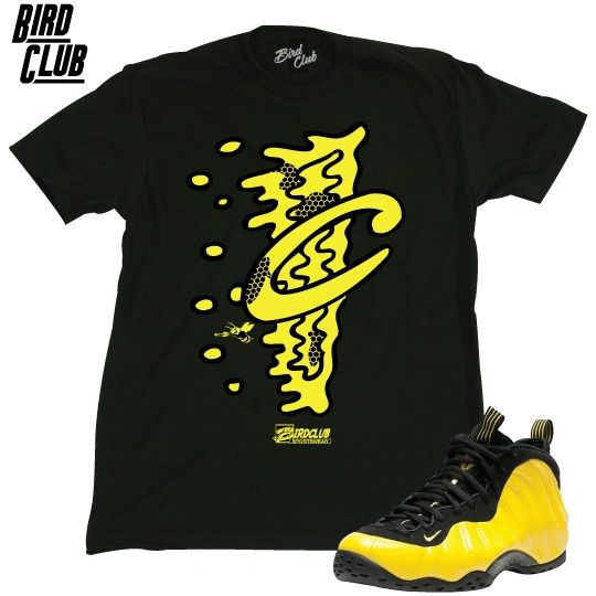 WU TANG FOAMS HONEYCOMB SHIRT