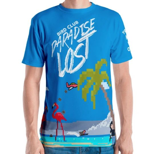 Another day in Paradise Lost tee