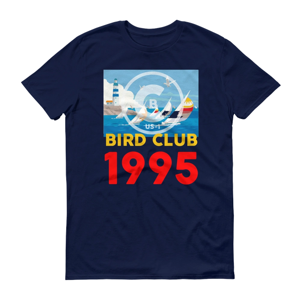Summer Sailing 1995 Bird Club shirt