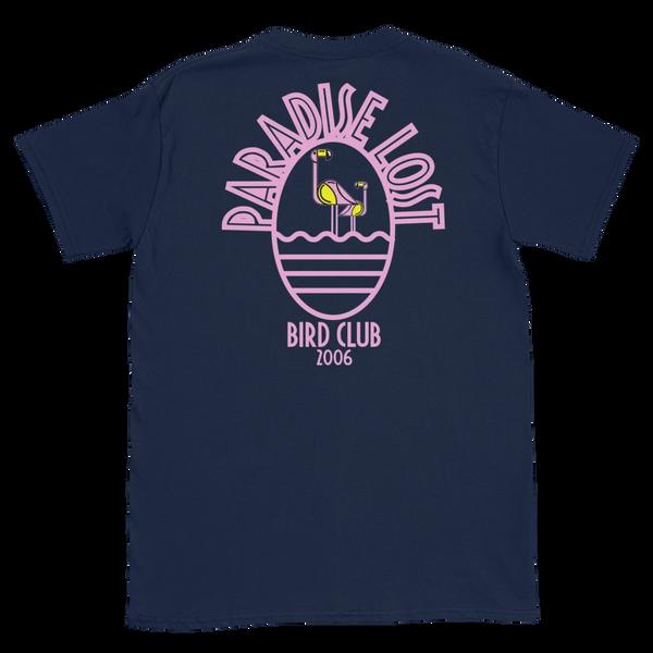 Paradise Lost Flamingo log shirt