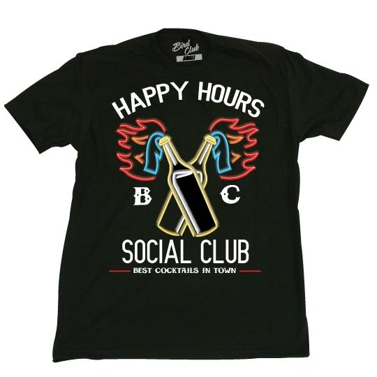 HAPPY HOURS COCK TAILS