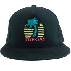 Bird Club Sunset custom snapback