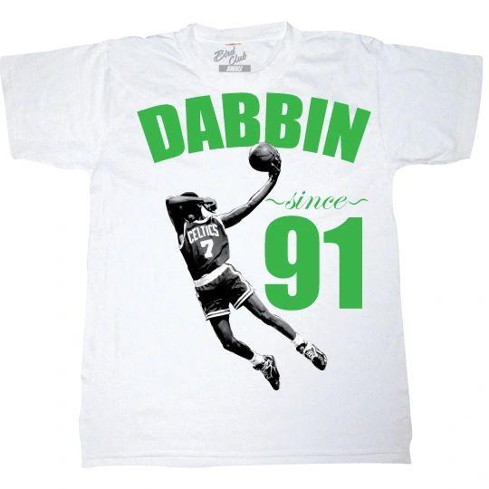 DABBING SINCE 91 SHIRT
