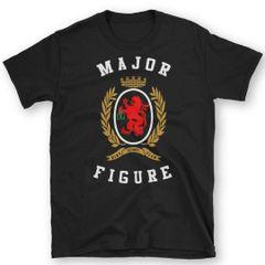 Major Figures Hilfiger Black shirt