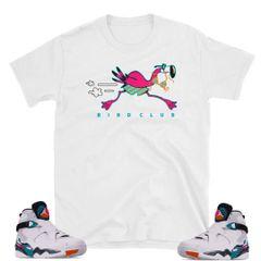 South Beach Jordan 8 Run Miami shirt