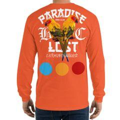 Paradise Lost Parrots (orange)