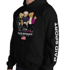 Paid Sport Paid In Full Hoodie