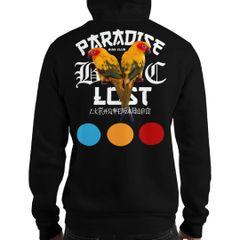 Paradise Lost Long Sleeve Hoodie (BLK)