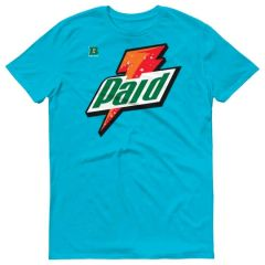 "Air Jordan Retro 1 Gatorade pack ""cool Blue"" shirt to match"
