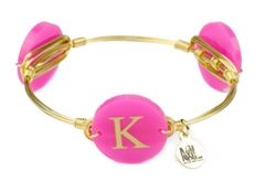 ML XX BB DALTON BANGLE - all initials